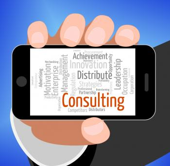 Consulting Word Means Take Counsel And Consultation