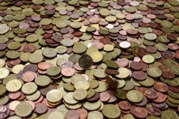 Copper Cent Coins