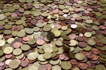 Copper Cent Coins
