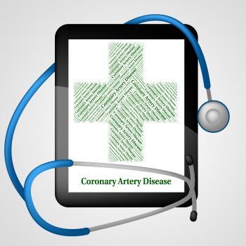 Coronary Artery Disease Represents Cardiac Arrest And Ailments