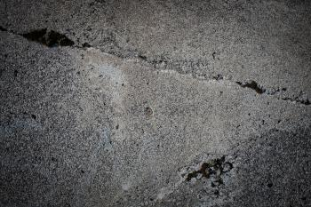 Cracked and Cold Concrete Texture