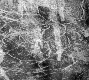 Cracked Concrete Background