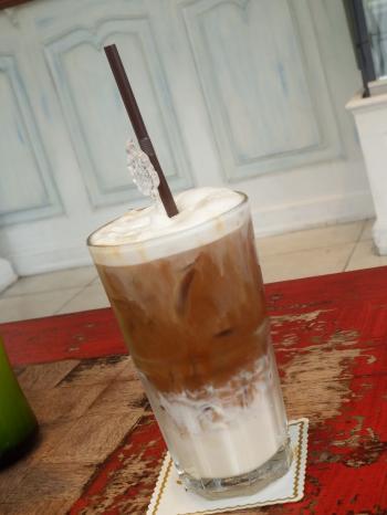 Creamy Iced Latte