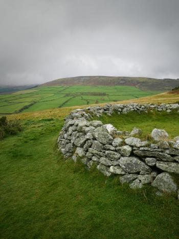 Cronk Keeill Abban: Ancient Tynwald site on the Isle of Man