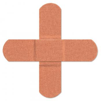 Cross Bandages