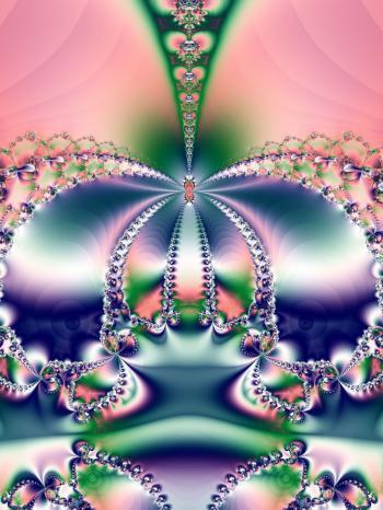 Crown fractal