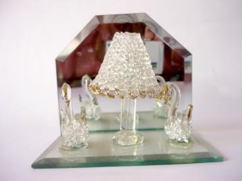 Crystal Decoration Piece