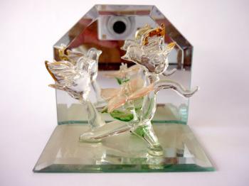 Crystal Decoration Piece