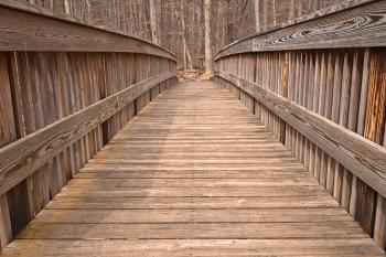 Cunningham Bridge - HDR