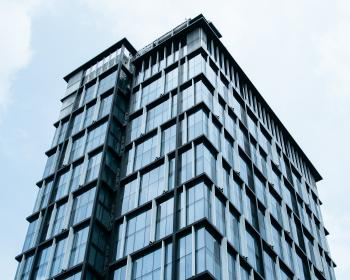 Curtain Glass Building Under Blue Sky
