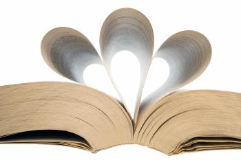 Curved pages