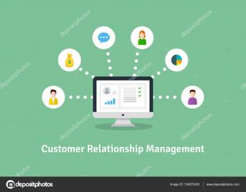 Customer Relationship Management - Illustration