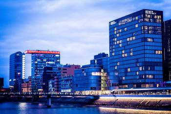 Düsseldorf - Hafen - HDR