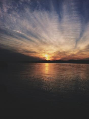 Ruse's Sunset