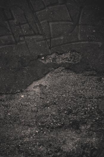 Dark Grunge Stone Wall Texture