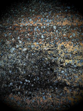 Dark Speckled Grungy Background