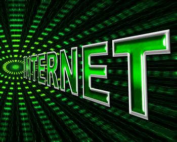 Data Internet Means World Wide Web And Www