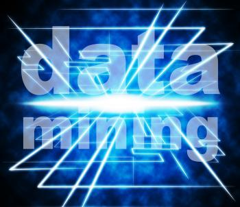 Data Mining Represents Examine Knowledge And Researching