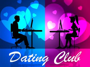 Dating Club Means Clubs Network And Online