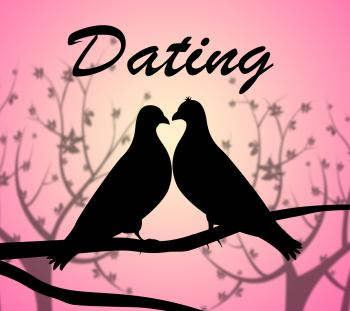 Dating Doves Means Internet Net And Partner