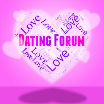 Dating Forum Shows Forums Group And Conference