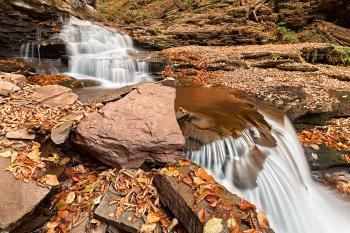 Delahican Falls - HDR