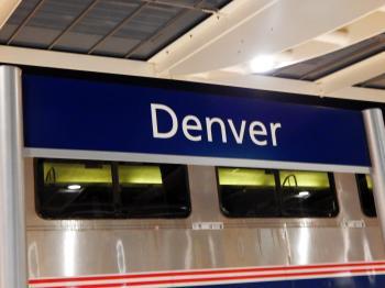 Denver Amtrak Station