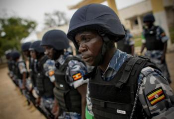 Deployment of AMISOM FPUs 02