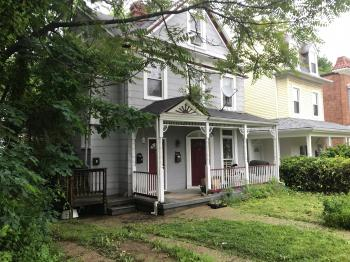 Detached multi-unit house, 712 Gorsuch Avenue, Baltimore, MD 21218