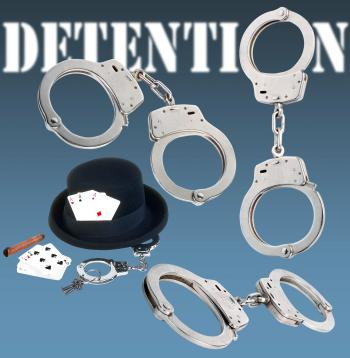 Detention Handcuffs