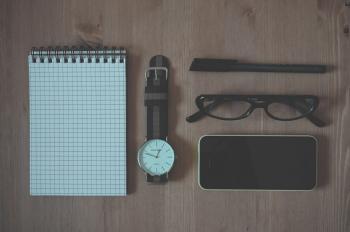 Diary and Phone