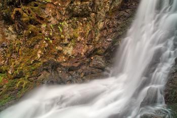 Dickson Waterslide Falls - HDR