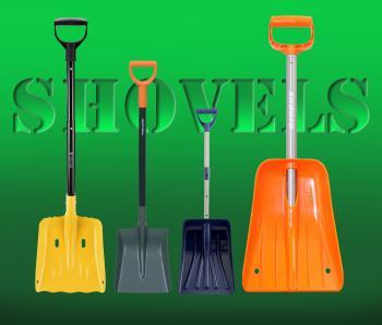 Different Shovels