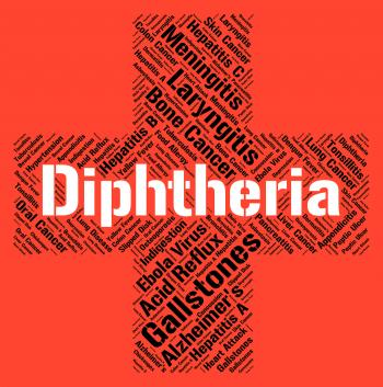 Diphtheria Word Means Corynebacterium Diphtheriae And Affliction