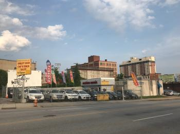 Discount Motors, 125 W. 22nd Street, Baltimore, MD 21218