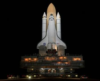 Discovery Space Shuttle