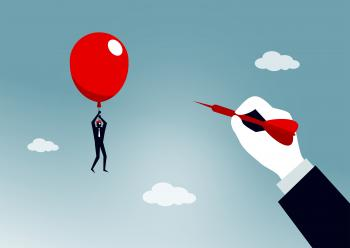Disloyalty - A Man Deflates Your High-flying Ambitions
