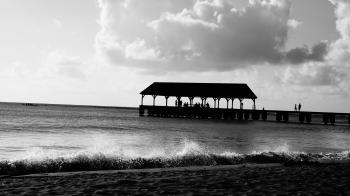 Dock on the Beach