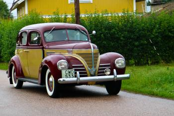 Dodge Royal Touring SED 1939