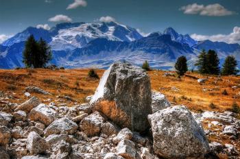 Dolmites  Mountains