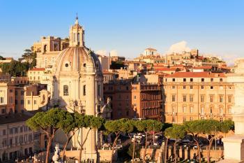 Domus church in Roma