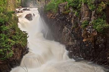 Dorwin Falls - HDR