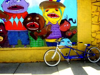 Double bicycle