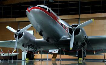 Douglas DC-3 MOTAT Auckland.