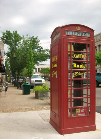 Downtown Book Exchange