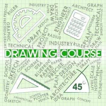 Drawing Course Shows Sketch Syllabus And Schedules