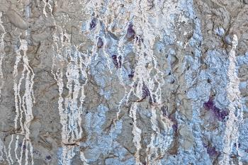 Dried Dripping Grunge Paint - HDR Textur