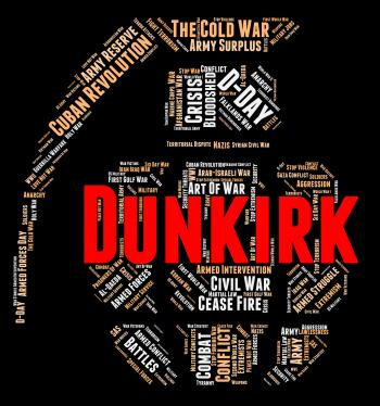Dunkirk Word Means Operation Dynamo And Allied