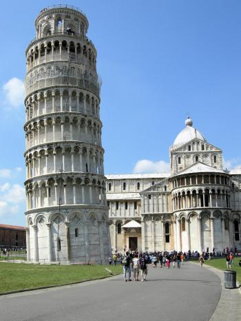 Duomo and Pisa Tower