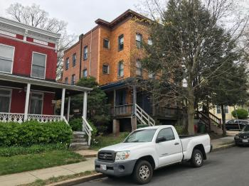 Duplex rowhouses, 701-703 Gorsuch Avenue, Baltimore, MD 21218
